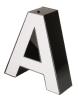 Leuchtbuchstabe Aluminiumprofil 3