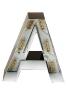 Leuchtbuchstabe Aluminiumprofil 5